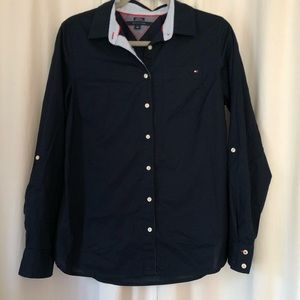 NWT Tommy Hilfiger Classic Fit Button Down